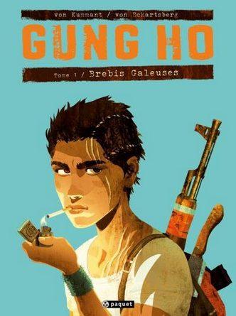 Chronique de la bande dessinée Gung Ho
