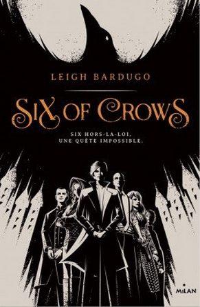 chronique de six of crows