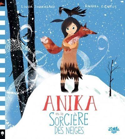 critique d'anika et la sorcière des neiges