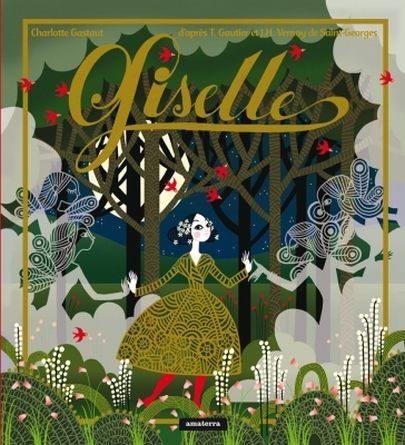 Chronique de l'album jeunesse Giselle