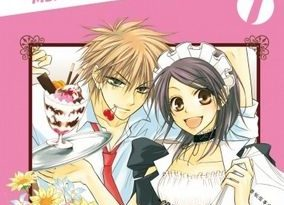 chronique du manga maid sama