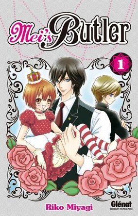 Chronique du manga mei's butler