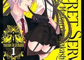chronique du manga Secret Service - Maison de Ayakashi