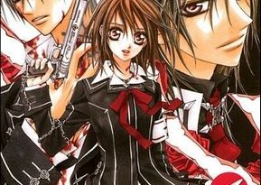 critique du shojo vampire knight