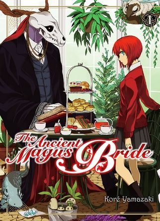 Chronique du manga the ancient magus bride