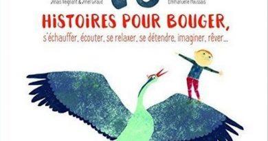 Chronique de l'album jeunesse 10 histoires pour bouger
