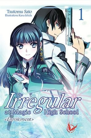 chronique du roman The Irregular at Magic High School