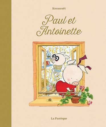 Critique de l'album jeunesse Paul et Antoinette