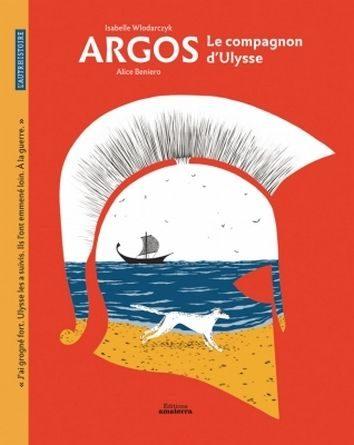 chronique de l'album jeunesse Argos