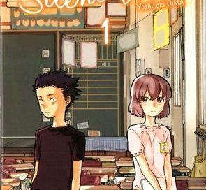 Chronique du manga a silent voice