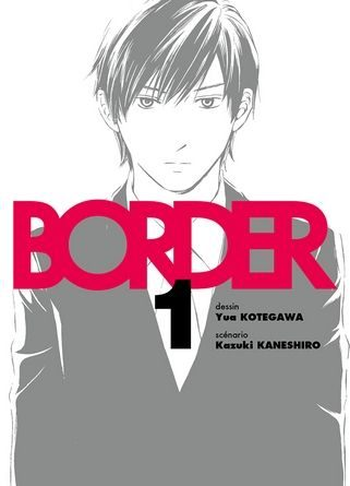 chronique du manga border