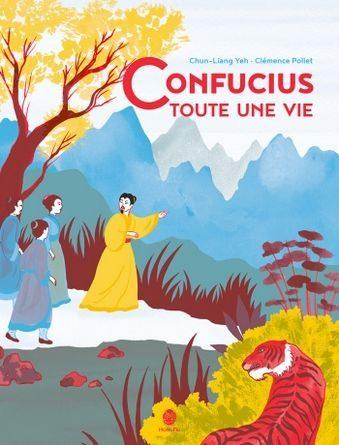 chronique de l'album jeunesse confucius