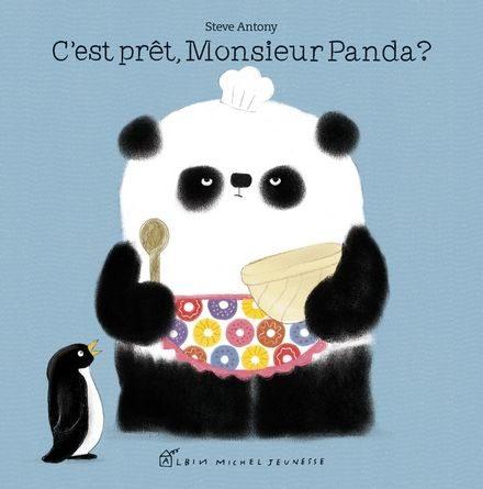 chronique album jeunesse c'est prêt, monsieur Panda ?