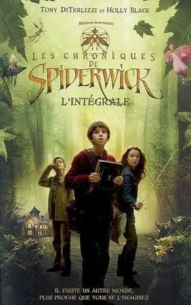 chronique du roman les chroniques de spiderwick