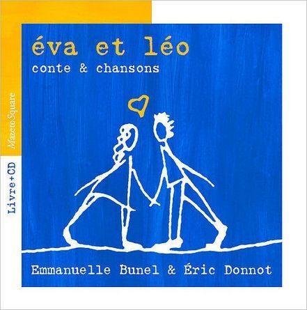 chronique de l'album jeunesse Eva et Léo.