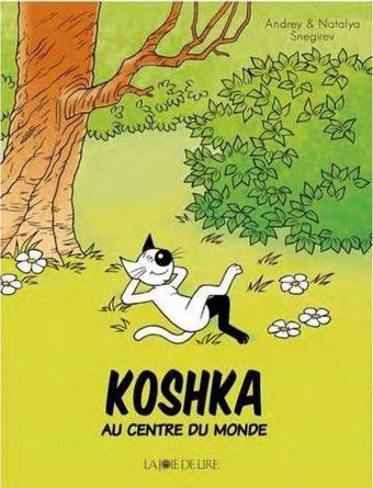 critique de l'album jeunesse koshka au centre du monde.