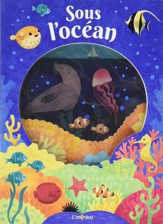 Chronique de l'album jeunesse sous l'océan.