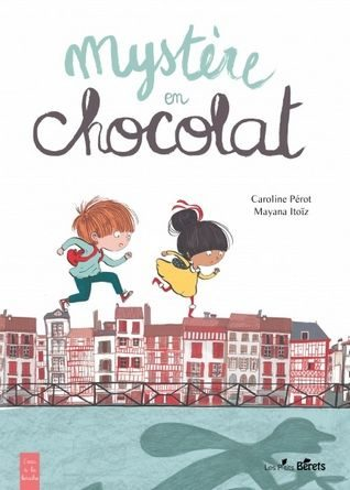 chronique de l'album jeunesse Mystère en chocolat