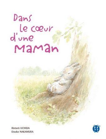 chronique de l'album jeunesse Dans le coeur d'une maman