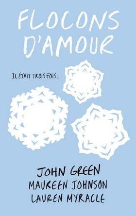 chronique du roman Flocons d'amour