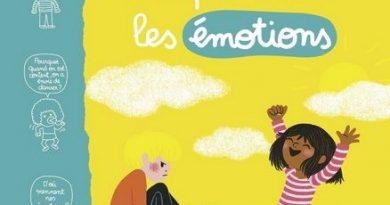 chronique de l'album jeunesse Les questions des petits sur les émotions