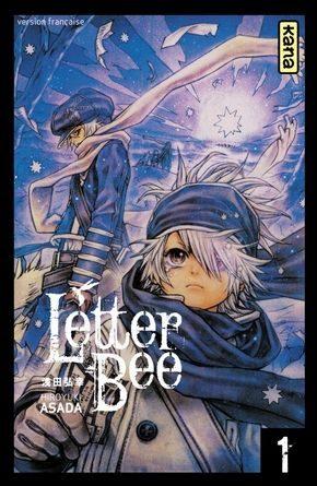 chronique du manga letter bee
