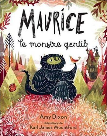 critique de l'album jeunesse Maurice le Monstre gentil