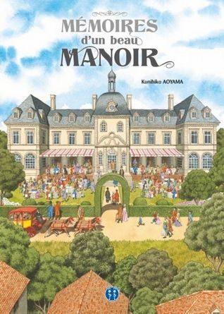 chronique de l'album jeunesse Mémoires d'un beau manoir
