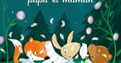 chronique de l'album jeunesse Histoires en pyjama à lire avec papa et maman
