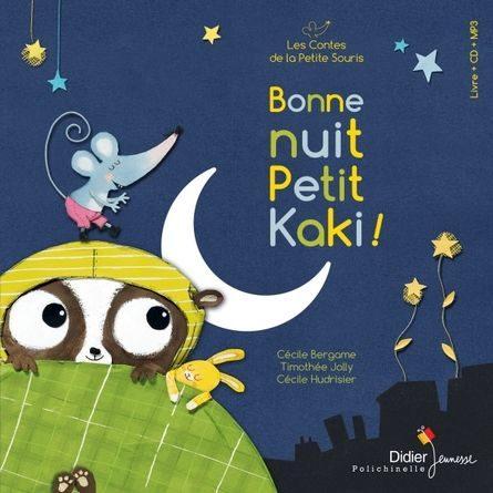 Critique de l'album jeunesse Bonne nuit, Petit Kaki !