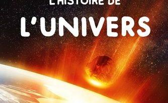 Chronique de l'album jeunesse L'histoire de l'Univers