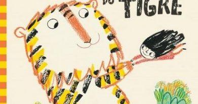 Chronique de l'album jeunesse L'appel du tigre