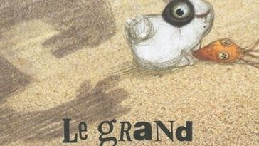 Chronique de l'album jeunesse le grand méchant lapin