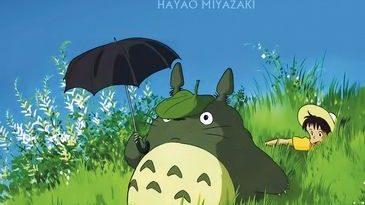 Chronique de l'album jeunesse Mon voisin Totoro