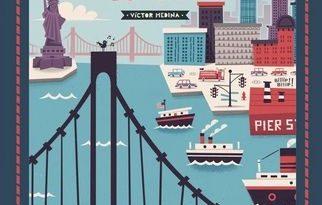chronique de l'album jeunesse le ports autour du monde