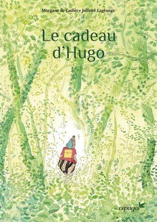 chronique de l'album jeunesse Le cadeau d'Hugo