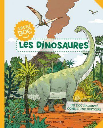 Chronique du documentaire Archidoc, Les dinosaures