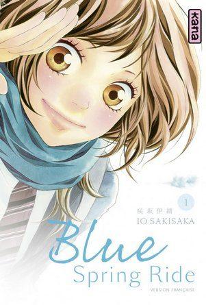 Chronique du manga shojo Blue Spring Ride