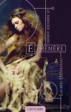 Chronique du roman Ephémère