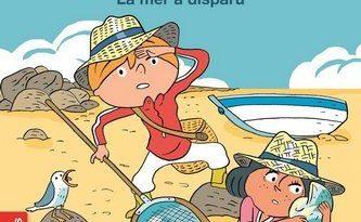 Chronique du roman jeunesse La mer a disparu