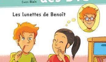 Chronique du roman jeunesse Le Club des DYS – Les lunettes de Benoît