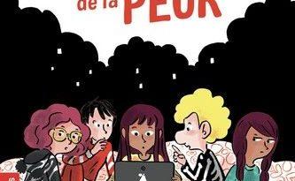 Chronique du roman jeunesse Le manoir de la peur