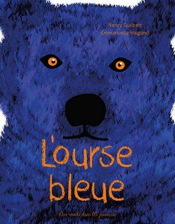 Chronique de l'album jeunesse L'ours bleue