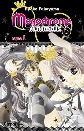 Chronique du manga shojo Monochrome animals