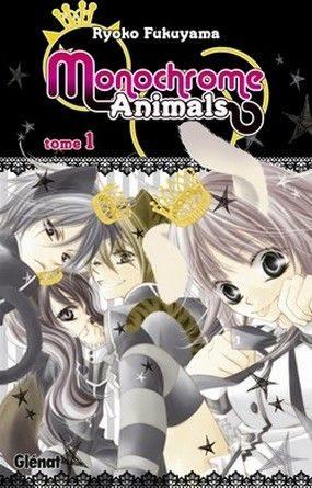 Chronique du manga shojo Monochrome animals
