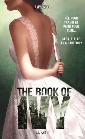 Chronique du roman young adult The book of Ivy