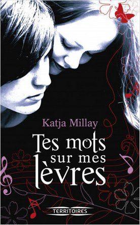Chronique du roman Tes mots sur mes lèvres