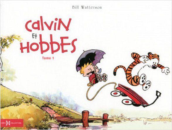 Chronique de la bande dessinée Calvin & Hobbes