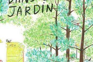 Chronique de l'album jeunesse Dans mon jardin