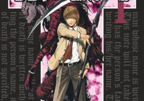 Chronique du manga Death Note